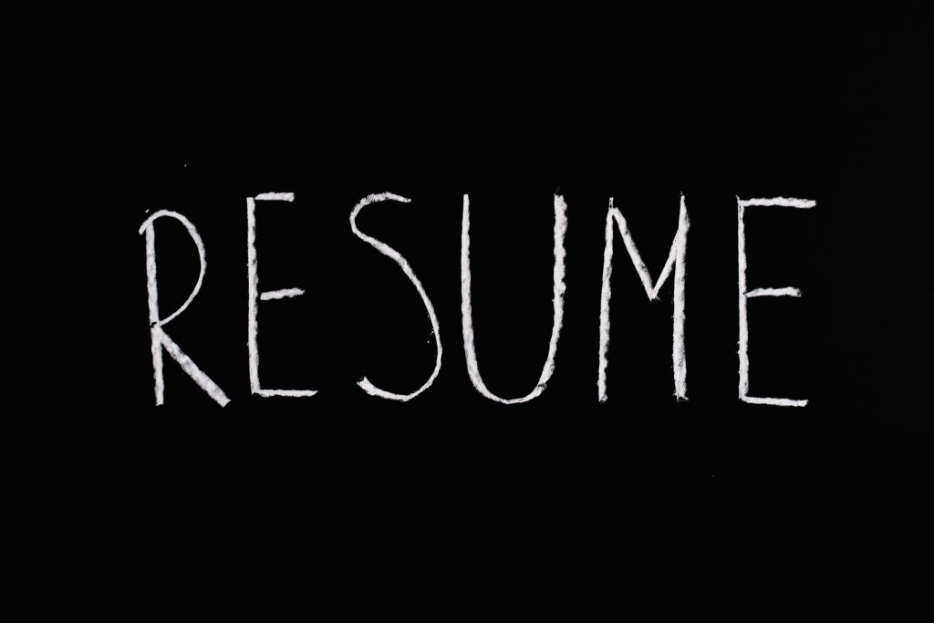 Getting Your Resume In The Yes Pile