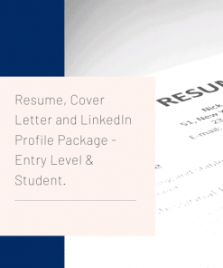 Entry level resume writing service