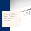 Resume And Cover Letter Services