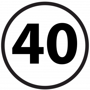 Numbers 40