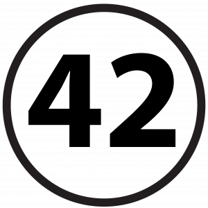 Numbers 42