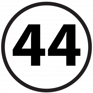 Numbers 44