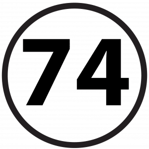 Numbers 74