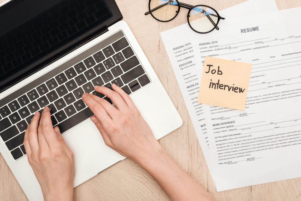 Tips for finding a new job